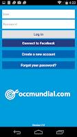 Screenshot of OCCMundial