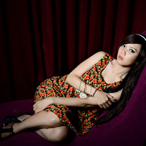 Friska Rosaline 2 by Silvano Baru - People Fashion
