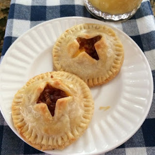 Fig, Cheddar and Bacon Hand Pies