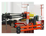 LA Series Vehicle-Mounted Hydraulic Puller