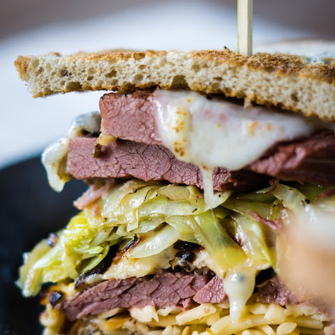 Corned Beef Brisket Sandwiches