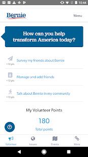 BERN: Official Bernie Sanders 2020 App for pc