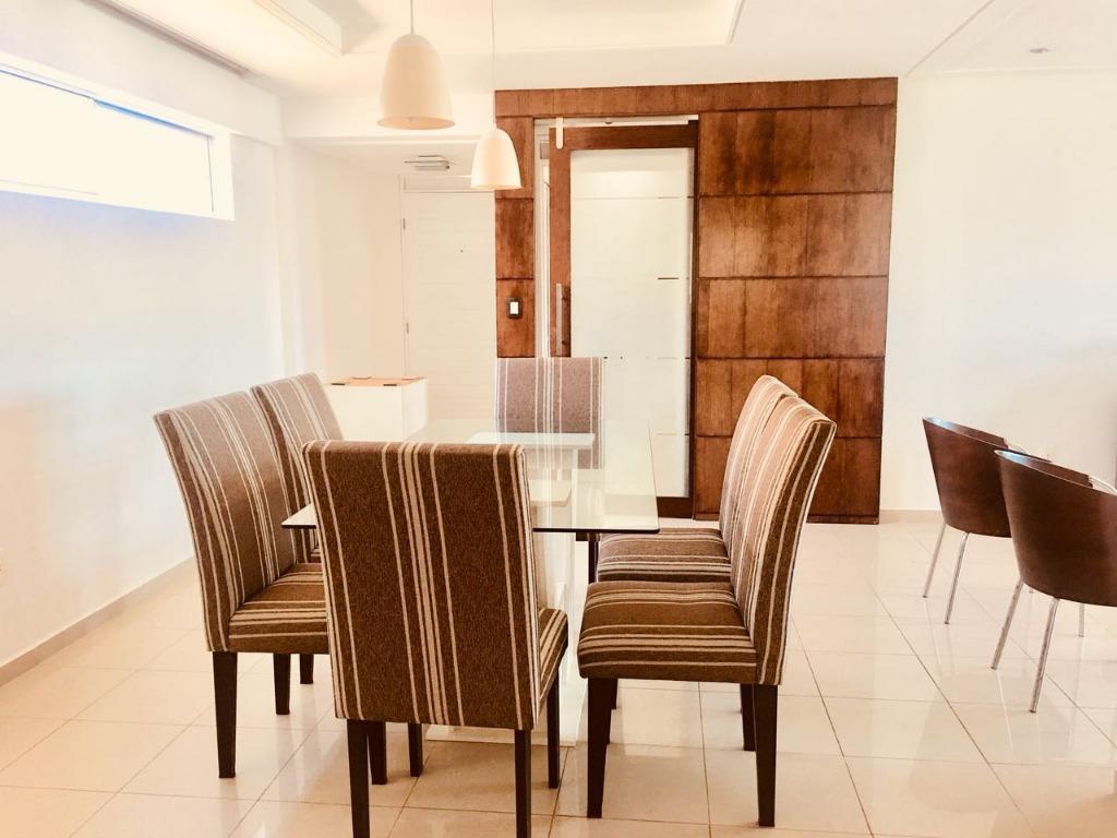 Apartamento residencial para venda e locação, Bessa, João Pessoa - AP6081.