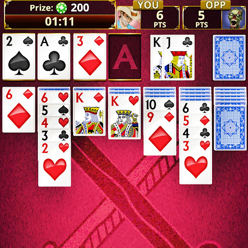 SOLITAIRE CARD GAMES FREE! screenshot 3
