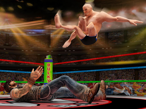 World Wrestling Revolution War screenshot 12