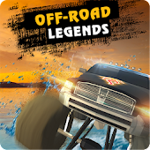 APK Game 4x4 Offroad Racing Legends 3D for BB, BlackBerry