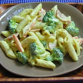 Pasta Salad With Broccoli And Carrots Recipes