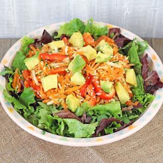 Squash Salad Avocado Recipes