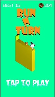 Run N Turn - screenshot