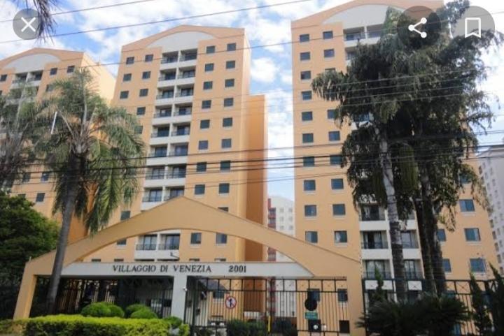 Apartamento com 2 dormitórios para alugar, 52 m² por R$ 1.400,00/mês - Mansões Santo Antônio - Campinas/SP