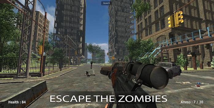 Soldiers VS Zombies apk screenshot
