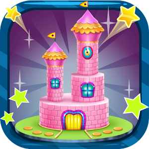 Princess Castle Cake Maker