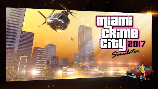Miami Crime City Simulator apk screenshot