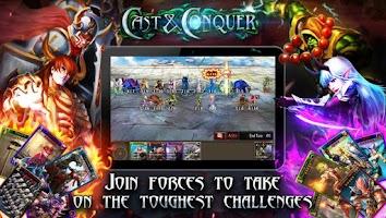 Screenshot of Cast & Conquer