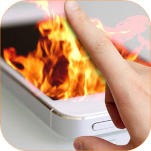 Fire Screen Prank- screenshot thumbnail
