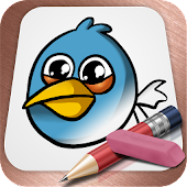 Download Drawing Lessons Angry Birds APK on PC