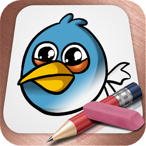Game Drawing Lessons Angry Birds APK for Windows Phone