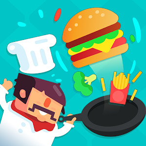 Funky Restaurant - Arcade Food Serving Manager For PC (Windows & MAC)