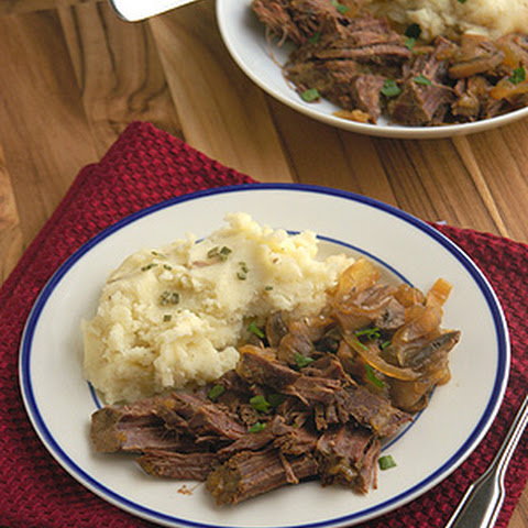 Wholesome Hard Cider Pot Roast