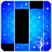 Piano music : white tiles 4 the new one  ❄️🎹❄️ Icon