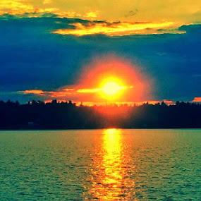 by Danny Caffrey - Landscapes Sunsets & Sunrises