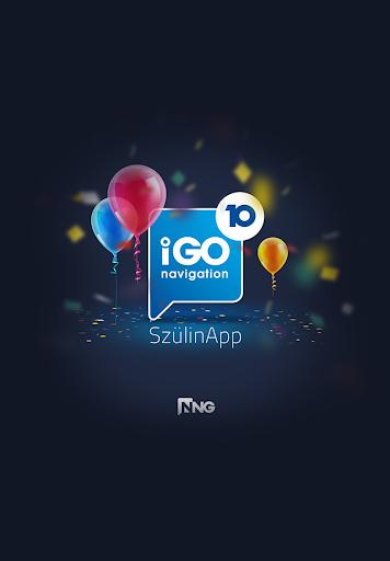 iGO Navigation SzülinApp screenshot 1