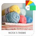 App Woolen Xperia Theme APK for Kindle