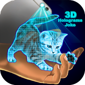 Game 3D Holograms Joke APK for Windows Phone