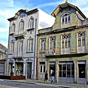Velharias by Graça Cortez - Buildings & Architecture Decaying & Abandoned (  )