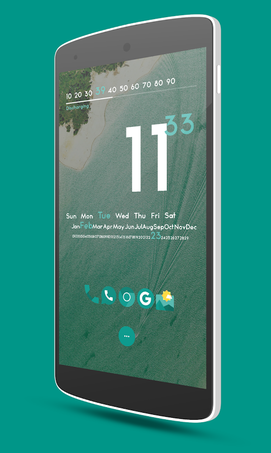 Glim - Icon Pack Screenshot 14