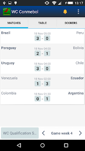 Conmebol World Cup Qualif. PRO - screenshot