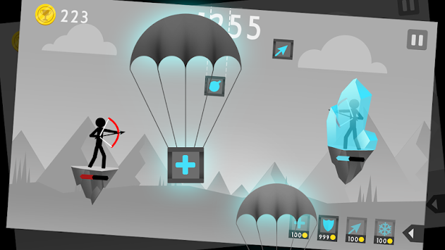 Stickman Archer Fight apk screenshot