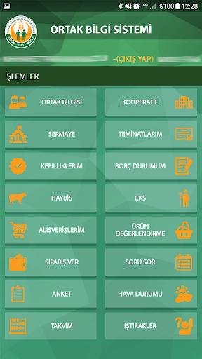 ORTAK BİLGİ SİSTEMİ screenshot 2