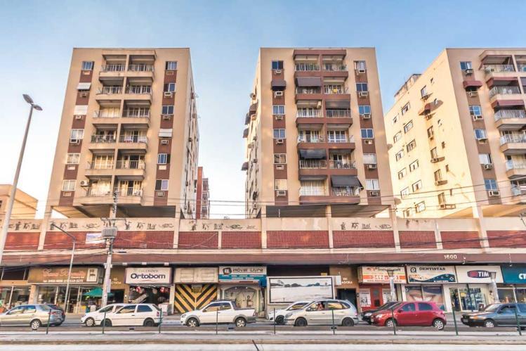 Apartamento residencial à venda, Campinho, Rio de Janeiro.