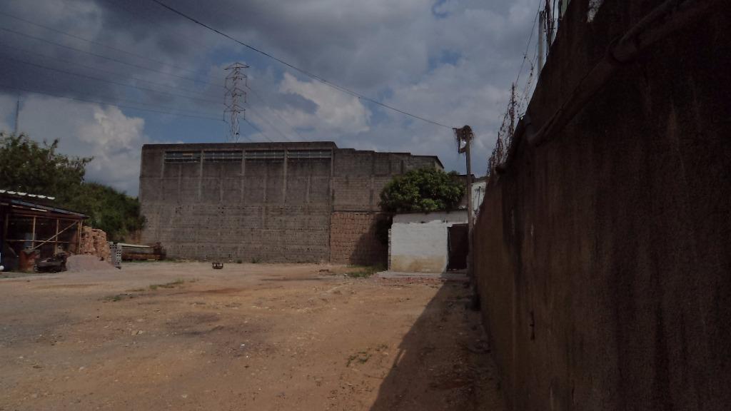 Galpão comercial para locação, Parque União, Jundiaí - GA0020.