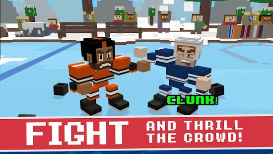 Blocky Hockey All-Stars - screenshot