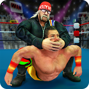 Download Real Wrestling Revolution Fighting Arena Champion For PC Windows and Mac