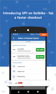 App Goibibo - Flight Hotel Bus Car IRCTC Booking App APK for Windows Phone