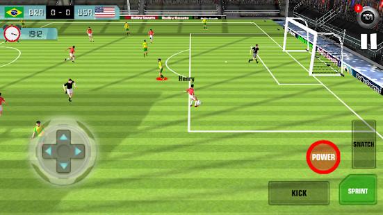 Football Soccer - Master Pro League