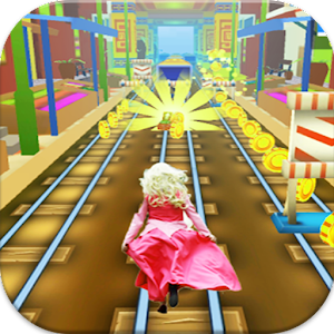 Download Subway Girl Runner for PC