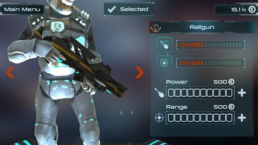 Mars Rush - screenshot