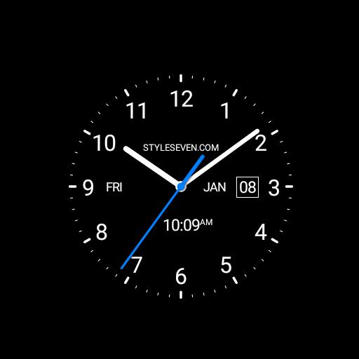 Analog Clock AW-7