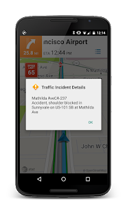 App AT&T Navigator: Maps, Traffic APK for Windows Phone