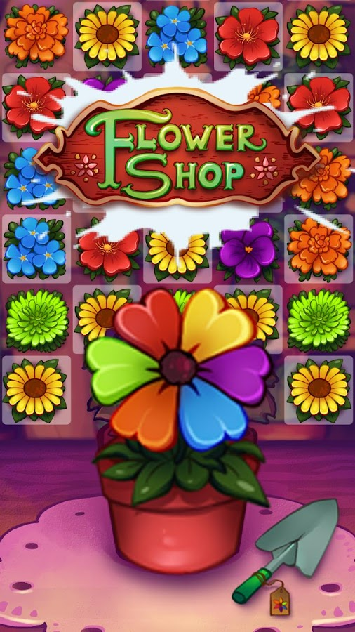 Blossom Jam: Flower Shop Screenshot 5