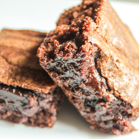Gooey Yummy Chocolate Brownies