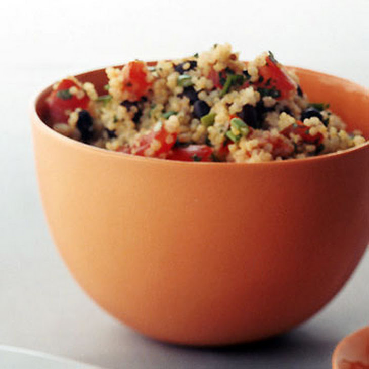 Black Bean and Tomato Quinoa Recipe | Yummly