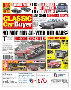 Classic Car Buyer - screenshot