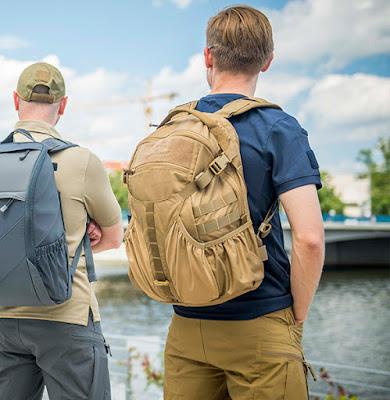 Рюкзак RAIDER Backpack - 20л - Helikon-Tex - коричневый