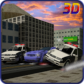 Outrun the Syndicate Police APK for Bluestacks