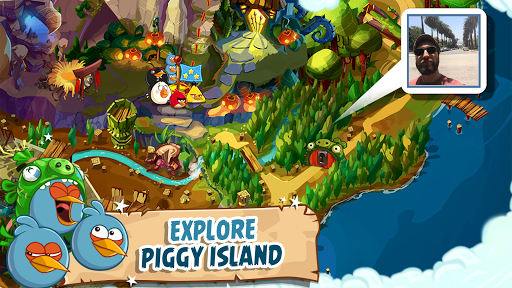 Angry Birds Epic RPG screenshot 8